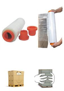 Aplicadores De Película Plástica. Caja Con 16 Piezas