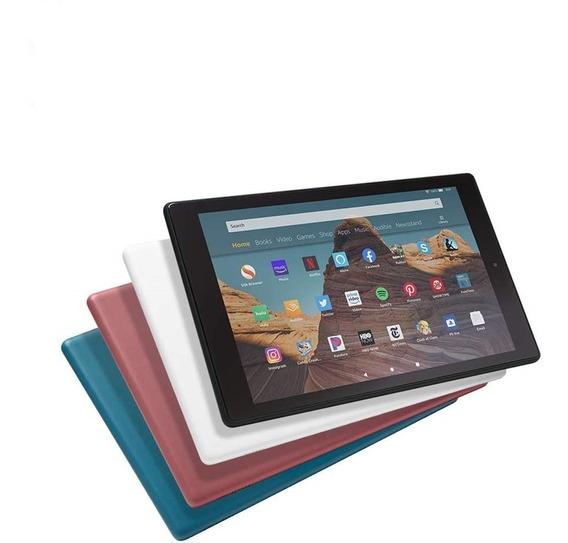 Tablet Amazon Fire Hd10 32gb Alexa 2gb Ram 9ª Geração
