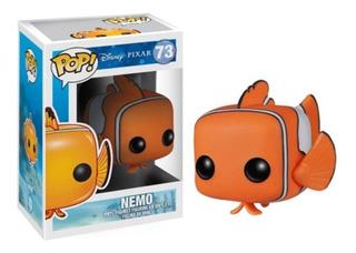 Funko Pop! Nemo 073- Buscando A Nemo Disney