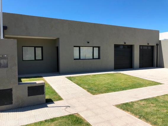 Dueño Vende Casa A Estrenar En El Manzanar