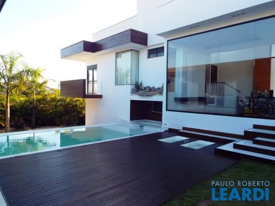 Casa Em Condomínio - Condomínio Porto Atibaia - Sp - 468473