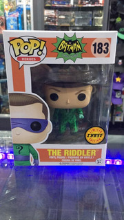 Funko Pop #183 Batman 66 Tv Series The Riddler Chase