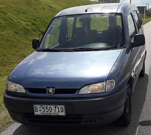 Peugeot Partner Año99  U$s 5.500 Contado  Soa Al Día
