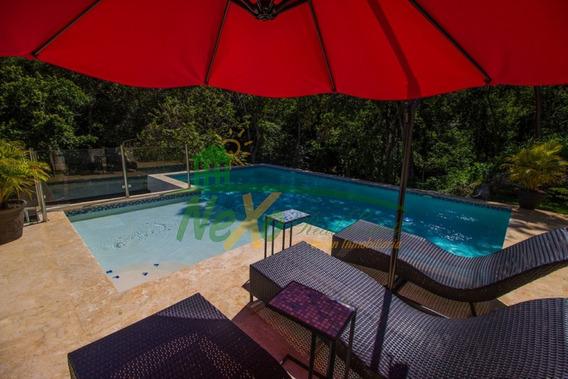 En Venta Hermosa Villa Amueblada En Sosua (trc-168)