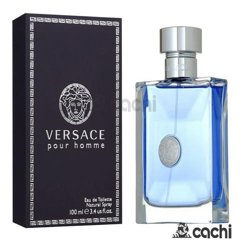 Perfume Versace Pour Homme 100ml Original