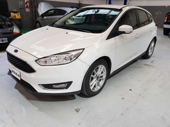 Ford Focus 2.0l Se Mt N 2016