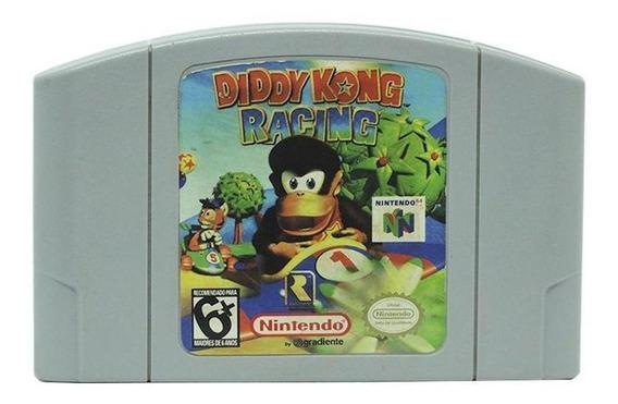 Diddy Kong Racing N64 Mídia Física Pronta Entrega