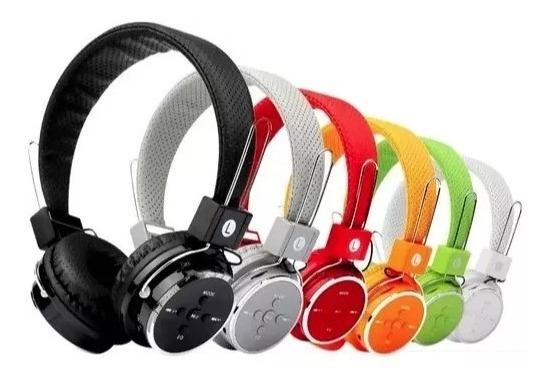 Kit 2 Fones Inova Bluetooth Headphone Wireless Mod.n-st5 Col