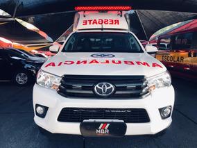 Toyota Hilux 2.8 Tdi Std Cab. Simples 4x4 2p 2017