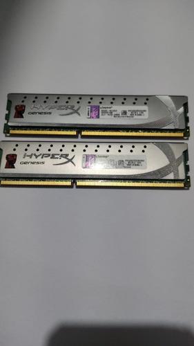 Imagem 1 de 1 de Memoria Kingston Hyperx Genesis 8gb Ddr3 1600mhz