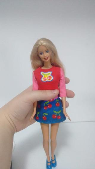 Barbie Fruta Perfumada - Cereja