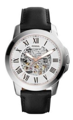 Relógio Masculino Fossil Automático Me3101/0ki 44mm