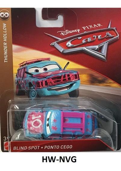 Disney Cars 3 Blind Spot Ponto Cego Lacrado Mattel Loose