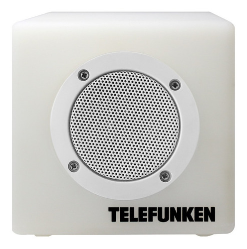 Telefunken Bocina Bluetooth Led Change Tlf-stn05 15x15x15