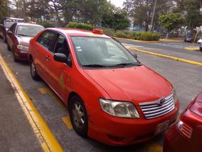 Toyota Corolla Vendo O Cambio Taxi