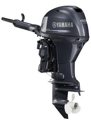 Yamaha F40hp Fehds 4t Cnpj/prod Rura Consultar Região