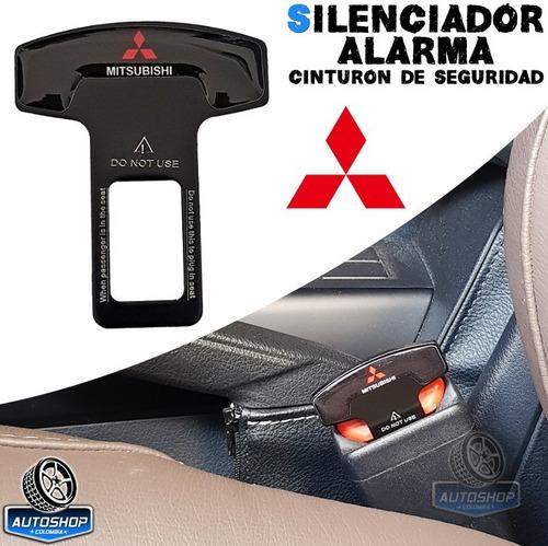 Silenciador Cinturon Seguridad Mitsubishi Montero Nativa