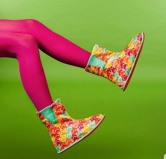 Pantuflas Para Mujer