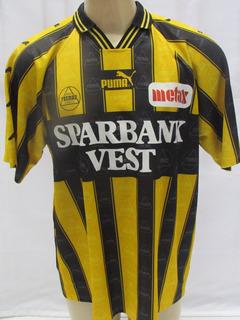 Camisa De Futebol Aarhus Fremad Fodbold Dinamarca #4 - Y