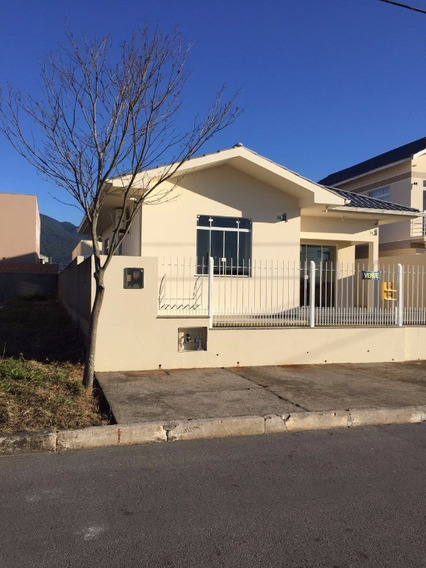 Casa Residencial À Venda, Nova Palhoça, Palhoça. - Ca0782
