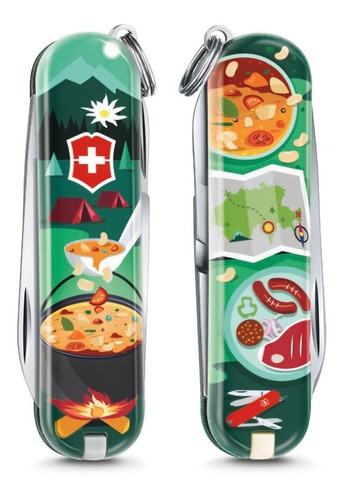 Navaja Victorinox Swiss Mountain Dinner  0.6223.l1907