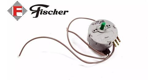 Imagem 1 de 10 de Botão Timer Eletromecânico Secadora Roupas Fischer Amiga 220