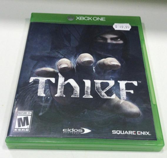 Thief Xbox One Mídia Física Usada