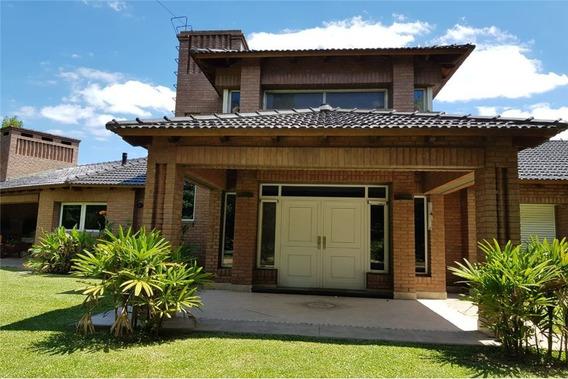 Casa En Venta-club De Campo El Paso-en Dos Lotes-
