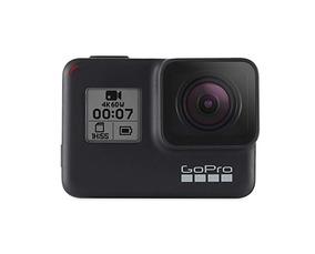 Gopro Hero 7 Black + Acessórios + 128gb + Bateria Extra