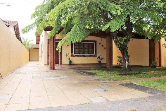 Casa Com 3 Dorms, Campos Elíseos, Itanhaém - R$ 299 Mil, Cod: 96 - V96