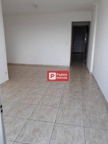 Apartamento Com 3 Dormitórios À Venda, 76 M² Por R$ 515.000,00 - Jardim Marajoara - São Paulo/sp - Ap31034