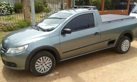 Molduras Volkswagen Saveiro Cab Simple, Ext, Doble Mod Orig