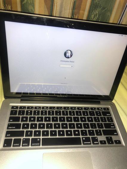 Macbook Pro 13.3 4g Ram Precio Accesible.