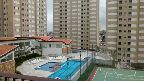 Imagem 1 de 20 de Apartamento 2 Quartos Osasco - Sp - Novo Osasco - 0642