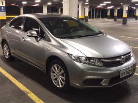 Honda Civic 1.8 Lxs Flex Aut. 4p 2014