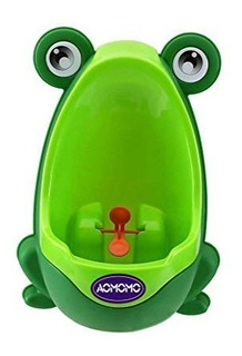 Aomomolovely Frog Baby Toilet Training Niños O