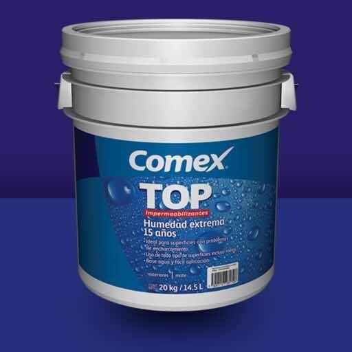 Impermeabilizante Top Comex