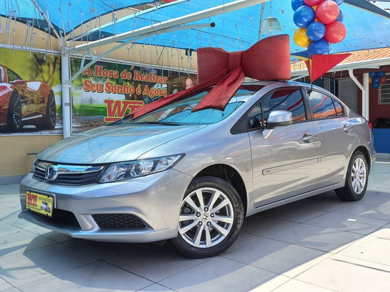 Honda Civic Lxs 1.8 Mec. Flex