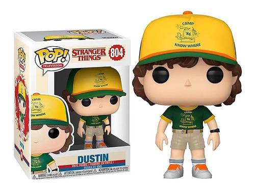 Pop! Funko Dustin #804 | Stranger Things