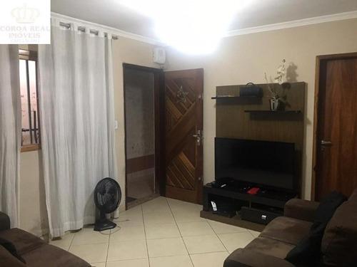 Casa Térrea Localizada Na Região Da Vila São Francisco 02 Dorms 02 Vagas - Ca00550 - 69334152