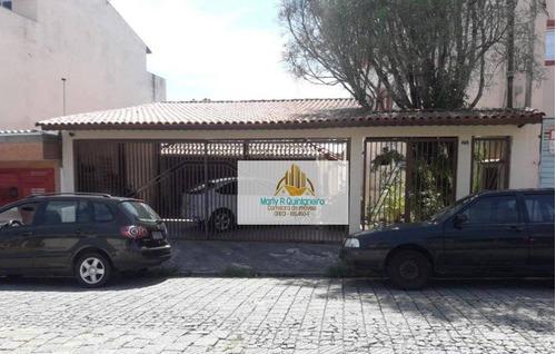 Casa Com 2 Dormitórios, 154 M² - Venda Por R$ 435.000,00 Ou Aluguel Por R$ 1.900,00/mês - Jardim Pinhal - Guarulhos/sp - Ca0009