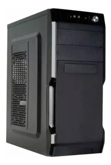 Gabinete Kit Cromax 600w Teclado Mouse Parlantes Mexx 1