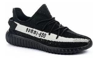 Zapatillas Hombre Gummi 650 Negro