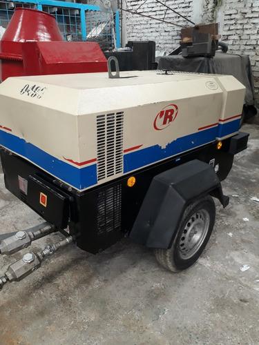 Compresor Ingersoll-rand 140 Cfm