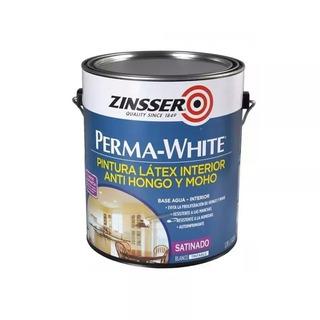Pintura Latex Interior Zinsser Antihongo Perma-white 946ml