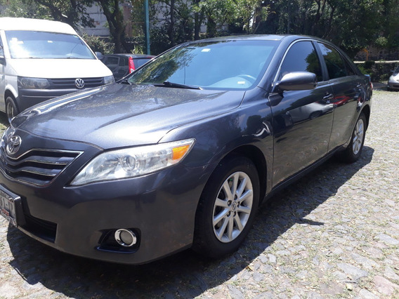 Toyota Camry 4 Cil. Xle 2011