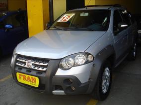 Fiat Palio Weekend Adventure Locker Motor 1.8 2012 Prata