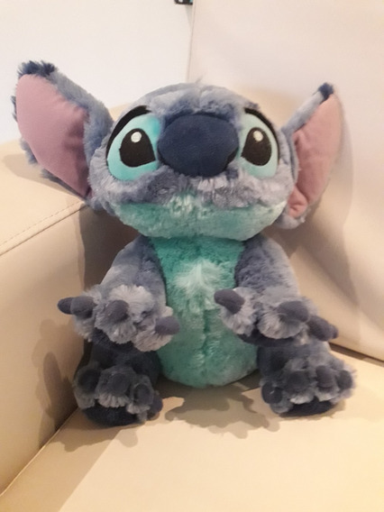 Stitch Pelúcia O|riginal Da Disney 35cm