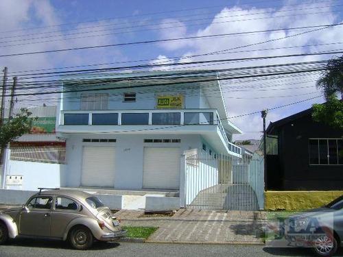 Imagem 1 de 18 de Conjunto/sobreloja Para Alugar, 230 M² Por R$ 2.200/mês - Cabral - Curitiba/pr - Cj0014