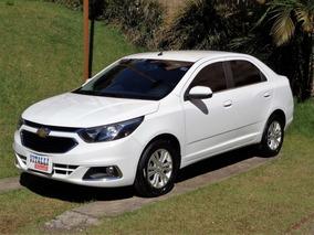 Chevrolet Cobalt Ltz 1.8 8v Econoflex Aut. 2017 Branca Flex